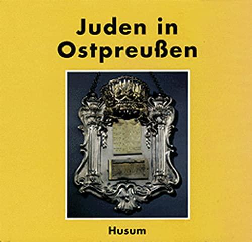 9783880428881: Juden in Ostpreussen (German Edition)