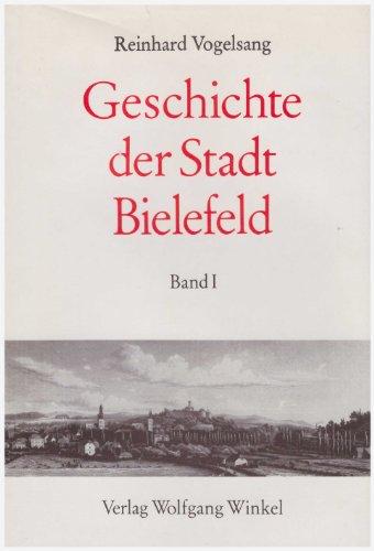 9783880491281: Geschichte der Stadt Bielefeld