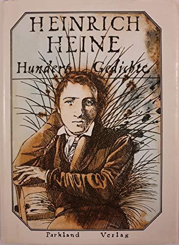 9783880592391: Henrich Heine: Hundest Gedichte
