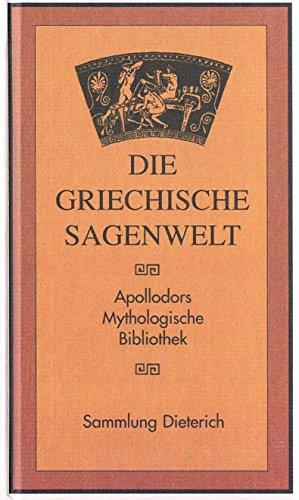 9783880599321: Die griechische Sagenwelt