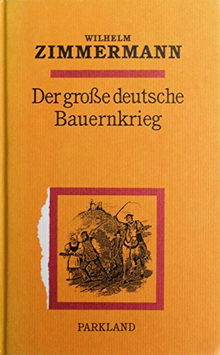 9783880599642: Der grosse deutsche Bauernkrieg