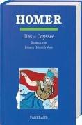 9783880599918: Ilias und Odyssee.