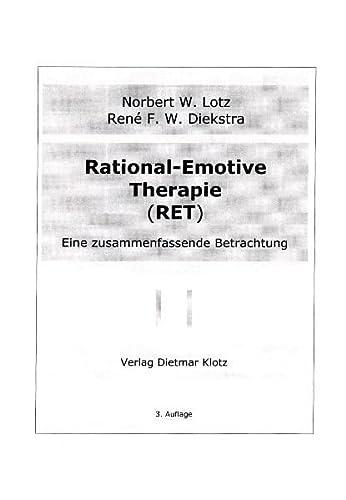 9783880742444: Rational-Emotive Therapie. RET