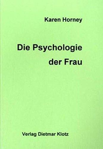 Die Psychologie der Frau - Karen Horney