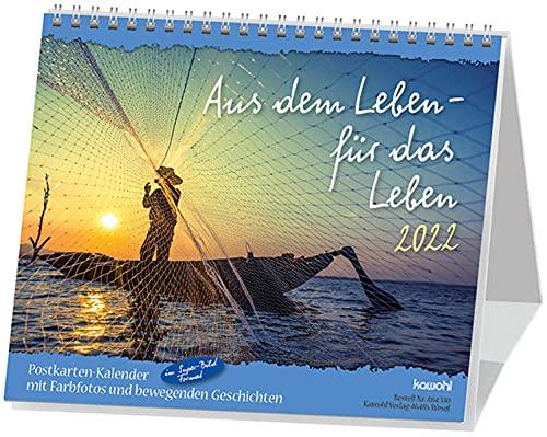 9783880873438: Aus dem Leben - für das Leben 2016: Postkarten-Kalender mit Geschichten