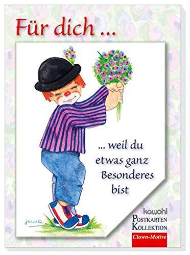 9783880873889: F�r Dich ... weil du etwas ganz Besonderes bist, Postkartenbuch