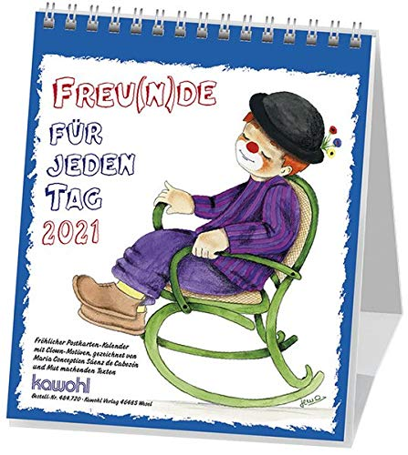 Freu(n)de für jeden Tag 2020 PKK