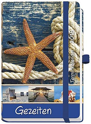 9783880879935: Gezeiten, Taschenkalender 2016
