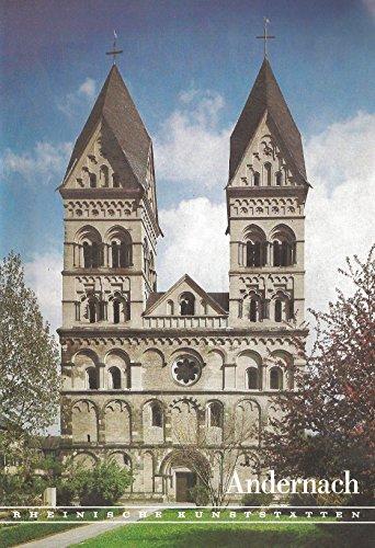 9783880942776: Andernach (Innenstadt)