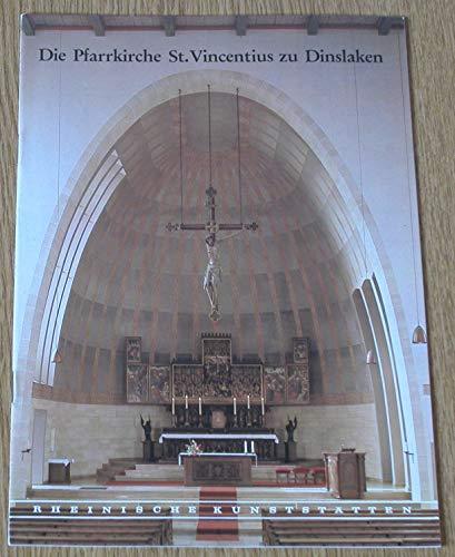 Die Pfarrkirche St. Vincentius in Dinslaken