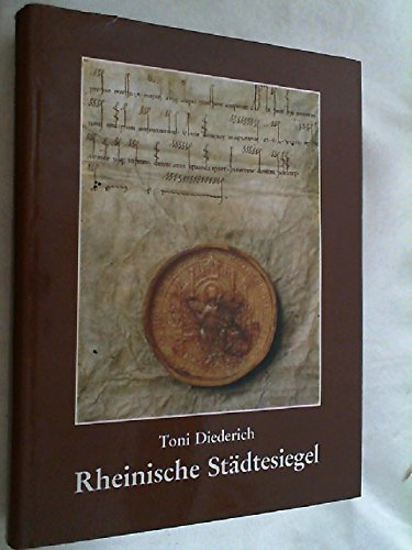 9783880944817: Rheinische Städtesiegel (Jahrbuch / Rheinischer Verein für Denkmalpflege und Landschaftsschutz)