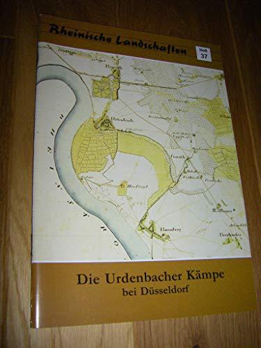 Die Urdenbacher Kämpe bei Düsseldorf. Rheinische Landschaften.: Flinspach, Karlheinz