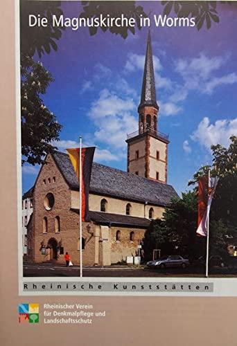 9783880948891: Die Magnuskirche in Worms