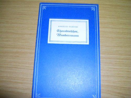 9783880960138: Cherubinischer Wandersmann (German Edition)