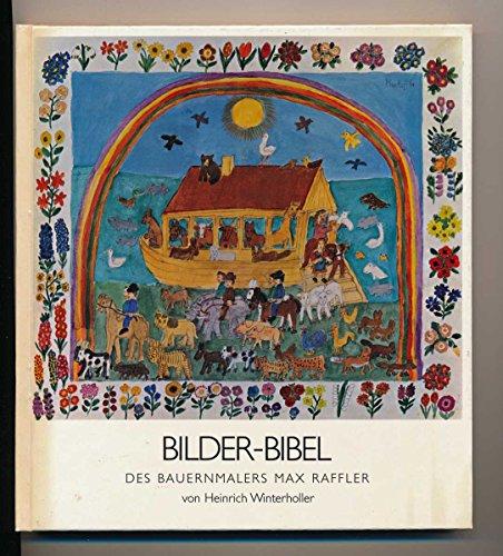 9783880960329: Bilder-Bibel des Bauernmalers Max Raffler