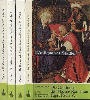 9783880961906: Die Orationen des Missale Romanum Papst Pauls VI
