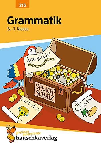 9783881002158: Grammatik 5. Klasse.