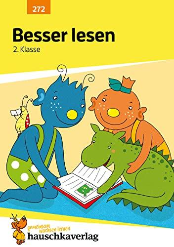 Besser lesen 2. Klasse: Guckel, Andrea