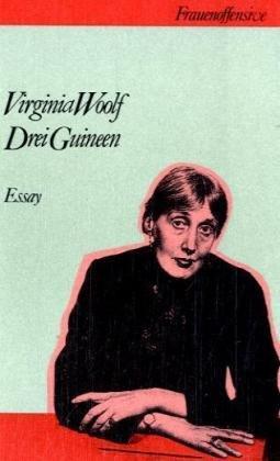 Drei Guineen - Woolf, Virginia