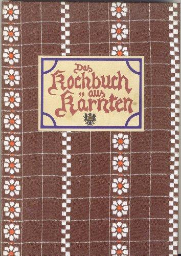 9783881170505: Das Kochbuch aus K�rnten