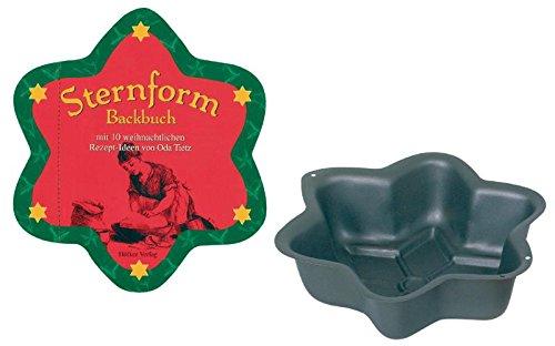 9783881176507: Sternkuchenform & Backbuch.