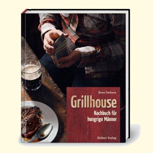 9783881178334: Grillhouse