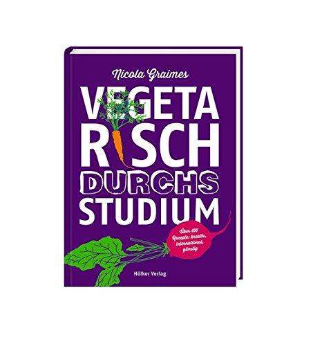 9783881179591: Vegetarisch durchs Studium