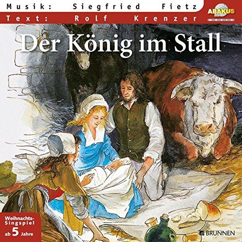 9783881240604: Der König im Stall. Ein Weihnachtsspiel