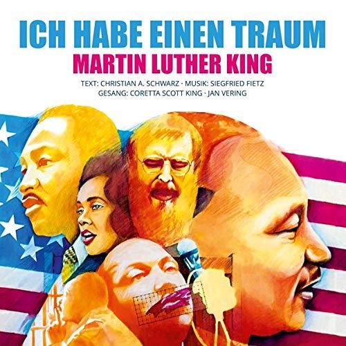 9783881242479: Ich habe einen Traum - Nach Martin Luther King: Musik Album auf CD