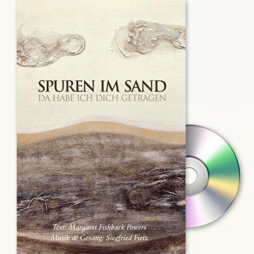 9783881243728: Spuren im Sand