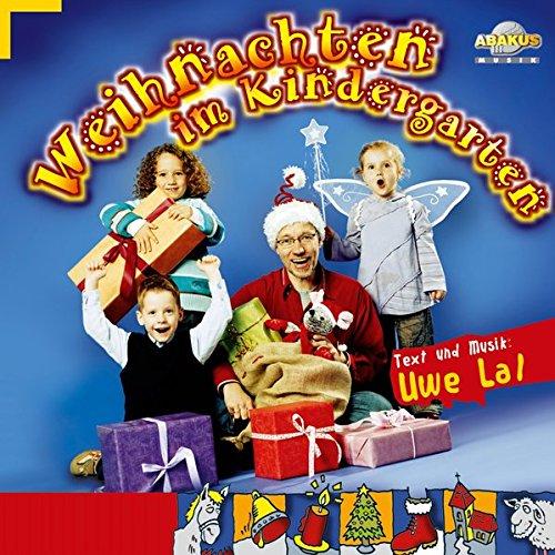 Weihnachten im Kindergarten: Uwe Lal