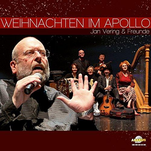 9783881244886: Weihnachten im Apollo - Jan Vering & Freunde: Musik Album auf CD