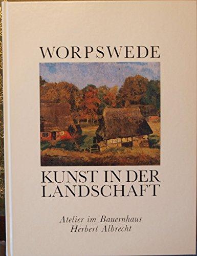 Worpswede, Kunst in der Landschaft.: ALBRECHT, H.,