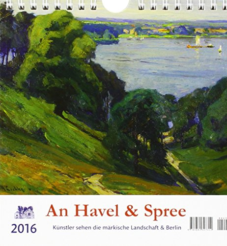 9783881327312: An Havel & Spree 2016 Postkartenkalender