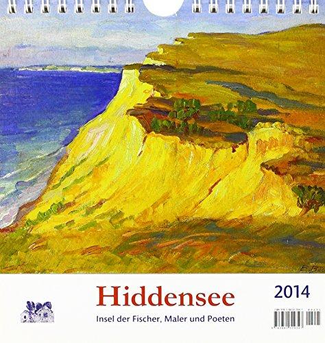 9783881329347: Hiddensee 2014: Insel der Maler und Poeten