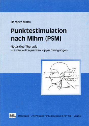 9783881362146: Punktestimulation nach Mihm (PSM)