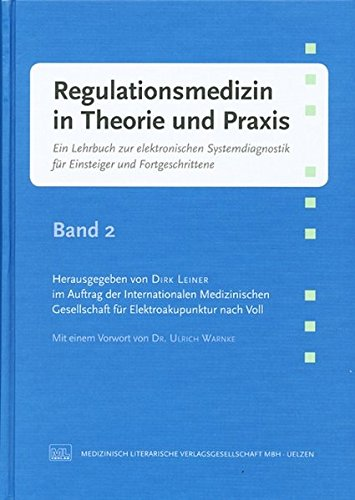 9783881362429: Regulationsmedizin in Theorie und Praxis