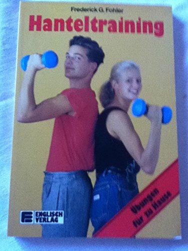 9783881402774: Hanteltraining. Übungen für zu Hause