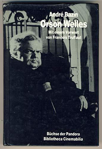 9783881785006: Orson Welles