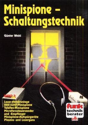 9783881803380: Minispione-Schaltungstechnik