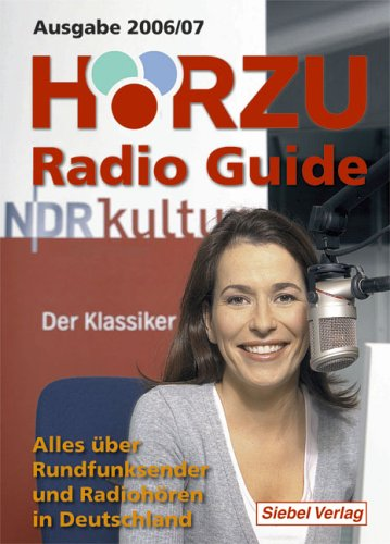 Hörzu Radio Guide 2006/07.
