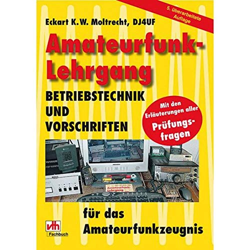 9783881808033: Amateurfunk-Lehrgang