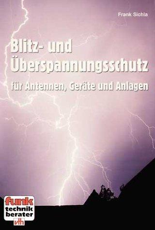 9783881808057: Blitz- und Ãœberspannungsschutz.