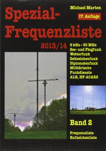 9783881808804: Spezial-Frequenzliste 2013/14 - Band 2