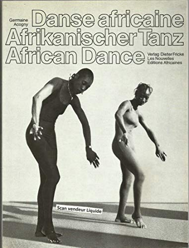 9783881840385: Danse africaine =: African dance