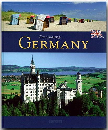 9783881890038: Fascinating Germany