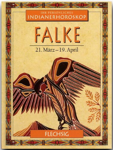 Ihr persönliches Indianer-Horoskop: Falke: Kenneth Meadows
