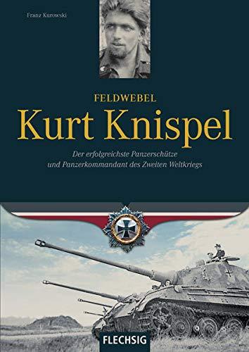 9783881897341: Feldwebel Kurt Knispel