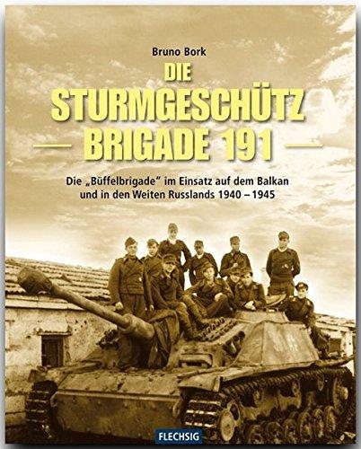 9783881897808: Die Sturmgeschützbrigade 191