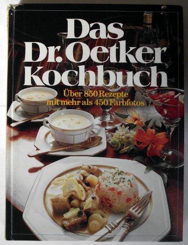 9783881992787: Dr. Oetker Kochbuch